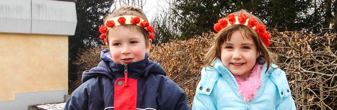 Waldorfkindergarten Hagen Karneval